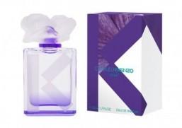 Kenzo celebrates the color violet in new fragrance