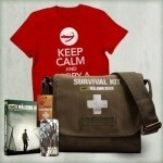 Holiday gifts for 'Walking Dead' fans