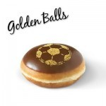 Krispy Kreme UK creates World Cup-themed donuts