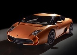 Zagato reveals unique Lamborghini