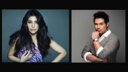 "Asia's ""Nightingale"" Lani Misalucha and Filipino recording artist Jed Madela"
