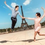 From Royal Ballet to Broadway… via the shower
