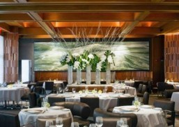 Le Bernardin was the top-rated restaurant in New York by 224,000 Zagat readers. ©Daniel Krieger
