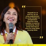 Leni's social media basher apologizes for 'vicious' comment