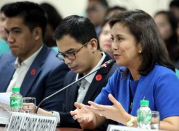 VP Leni: Filipino people cheated anew