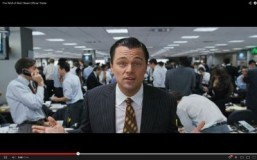Leonardo DiCaprio in 'The Wolf of Wall Street' ©2013 YouTube, LLC