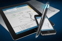 A smartpen for those that still love paper