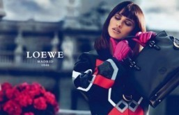 Loewe and the Cruz sisters team up for handbag design