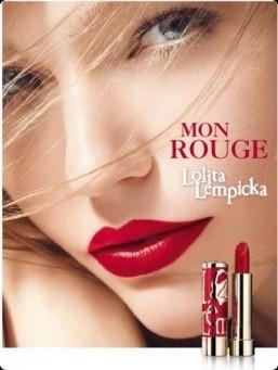 Sasha Pivovarova embodies Lolita Lempicka's 'Mon Rouge'