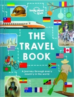 """The Travel Book,"" by Lonely Planet Kids ©Lonely Planet"