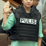 Napoles denies setting up fake NGOs