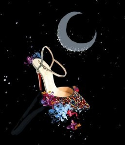 Christian Louboutin unveils lunar-inspired capsule collection for Spring/Summer 2016