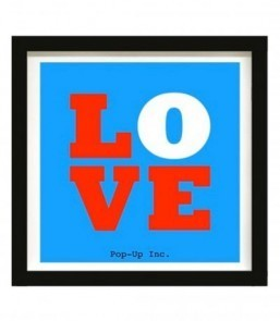 Love Print by Pop-Up Inc. ©Pop-Up Inc.