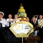 'The Love Boat' cast christens latest Princess Cruises' ship