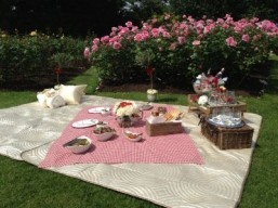 Luxury, gourmet picnic ideas that put plastic forks to shame