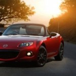 Mazda celebrates 25 years of the MX-5 with special edition