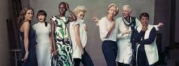 Leading ladies for Marks & Spencer