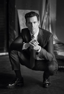 "Matt Bomer in the new Giorgio Armani's ""Made To Measure"" campaign ©John Balsom pour Giorgio Armani"