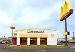 McDonald's tests 60-second drive-thru delivery guarantee