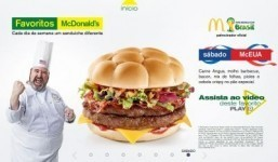 McDonald's Brazil releases special World Cup sandwiches