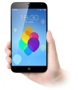 Meizu MX3: a high-end Chinese smartphone for just over $400