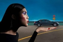 Mercedes-Benz goes fashion mad