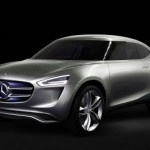 New Mercedes concept reveals budget SUV plans