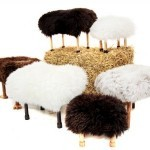 'Baa' stools are the latest in spring interiors