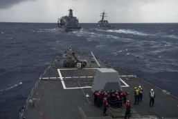 US hits 'provocative' China move on PHL ships