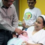PHL welcomes 100 millionth baby