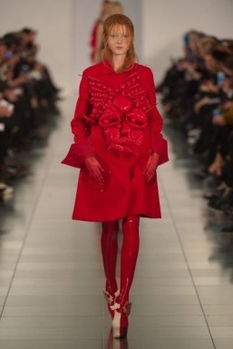 Galliano makes his return at Maison Martin Margiela haute couture