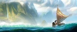 Disney reveals first concept art from 'Moana'