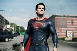 Superman tops world box office charts