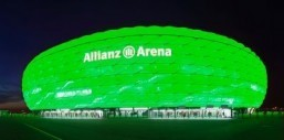 The Allianz Arena in Munich ©All rights reserved