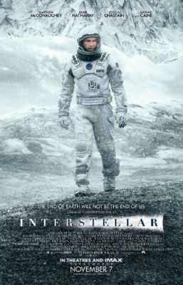 'Interstellar': timely ode to space conquest