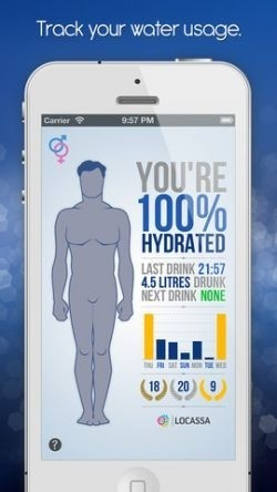 Health/fitness apps: iDrated, Omvana, Kettlebell Swing Timer