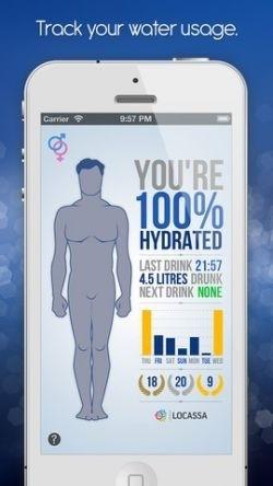 Health/fitness apps: iDrated, Omvana, Kettlebell Swing Timer