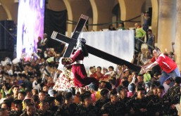 Black Nazarene back in Quiapo Church after 22-hour 'Traslacion'