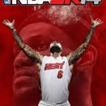 LeBron James picks soundtrack for NBA 2K14
