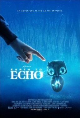'E.T.' return for online age in 'Earth to Echo'