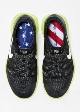 Nike's Team USA Flyknit shoes ©Nike