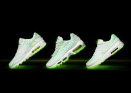 Nike launches glow-in-the-dark Air Max collection