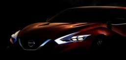 Nissan has announced that it will present a new sports sedan concept car at the North American International Auto Show in Detroit. ©Nissan