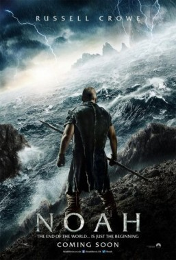 Trailer: Russell Crowe faces the flood in 'Noah'