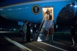 Obama pledges US long-term commitment to Europe security