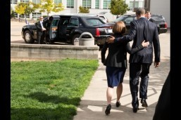 Obama urges tougher gun controls on school massacre anniversary