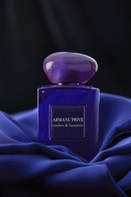 Giorgio Armani's latest couture collection becomes a new fragrance
