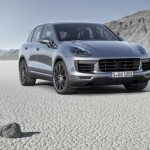 New Porsche Cayenne makes its debut