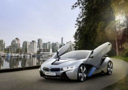 BMW to unveil finished version of i8 hybrid at Frankfurt