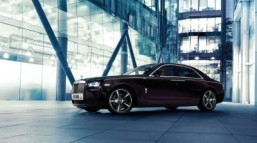 Rolls-Royce announces limited-edition Ghost